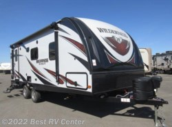 New 2017  Heartland RV Wilderness 2185RB  King U Shaped Dinette/ Rear Bath/ Walkarou by Heartland RV from Best RV Center in Turlock, CA