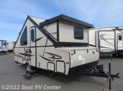 New 2017  Forest River Rockwood Premier HIGH WALL A215HW Front Kitchen/Rear Quen Bed by Forest River from Best RV Center in Turlock, CA