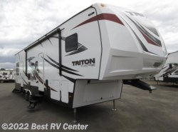 New 2017  Dutchmen Voltage Triton 3451 CALL FOR THE LOWEST PRICE! /12Ft 7in Garage/D by Dutchmen from Best RV Center in Turlock, CA