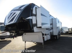 New 2017  Dutchmen Voltage 3805 6 Point Hydraulic Auto Leveling/ /14 Ft Garag by Dutchmen from Best RV Center in Turlock, CA