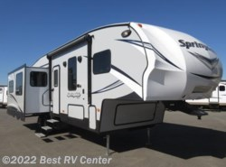 New 2018  Keystone Springdale 253FWRE REAR ENTERTAINMENT/ 3 SLIDE OUTS/ QUEEN BE by Keystone from Best RV Center in Turlock, CA