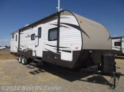 Used 2016  Forest River Wildwood 32BHDS ALL POWER PACKAGE/ JIFFY SOFA W/FLIP DOWN by Forest River from Best RV Center in Turlock, CA