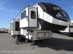 New 2017  Forest River Sierra 379FLOK Front Living / Out side Kitchen 6 Point Au by Forest River from Best RV Center in Turlock, CA