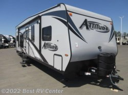 New 2018  Eclipse Attitude 27SAG Gray/ 4.0 ONAN 160W Solar/ Smoth Fiber Glass by Eclipse from Best RV Center in Turlock, CA