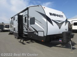 New 2017  Keystone Fuzion Impact FZ322 12FT GARAGE/TWO BATHROOMS/ 2 Slide Outs/ 5.5 by Keystone from Best RV Center in Turlock, CA