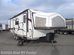 New 2017  Forest River Rockwood Roo 24WS Solid Surface/ /Oyster Fiberglass / Frameless by Forest River from Best RV Center in Turlock, CA