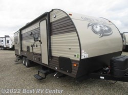 New 2017  Forest River Cherokee Grey Wolf 27RR 11Ft Garage/Slideout by Forest River from Best RV Center in Turlock, CA