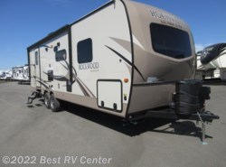 New 2018  Forest River Rockwood Ultra Lite 2606WS SOLID SURFACE/ REAR BATH / TWO SLIDE OUTS by Forest River from Best RV Center in Turlock, CA