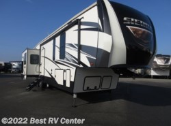 New 2018  Forest River Sierra 372LOK 6 Piont Auto Leveling System/ CENTER BUNK R by Forest River from Best RV Center in Turlock, CA