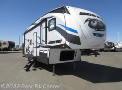 2018 Forest River Arctic Wolf 255DRL Rear Living/ Auto Leveling /Bed Lift System