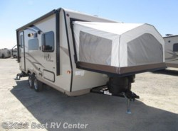 New 2018  Forest River Rockwood Roo 19 SOLID SURFACE / Oyster Fiberglass / Frameless W by Forest River from Best RV Center in Turlock, CA