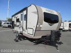 New 2018  Forest River Rockwood Mini Lite 2507S SOLID SURFACE/ Oyster Fiberglass / Frameless by Forest River from Best RV Center in Turlock, CA