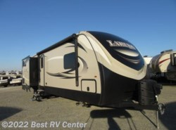 New 2017  Keystone Laredo 331BH Out Door Kitchean & Entertainment Cen /Rear  by Keystone from Best RV Center in Turlock, CA