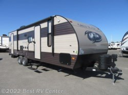 New 2018  Forest River Cherokee Grey Wolf 26DBH Arctic Pkg/Enclosed Tank /Two Full Size Bunk by Forest River from Best RV Center in Turlock, CA