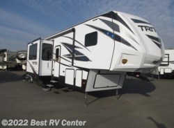 New 2018  Dutchmen Voltage Triton 3551 CALL FOR THE LOWEST PRICE! 13.4FT Garage//Ona by Dutchmen from Best RV Center in Turlock, CA