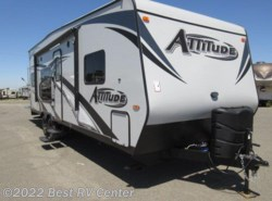 New 2018  Eclipse Attitude 23SAG Gray/ 14.2FT Cargo/ 160W Solar/ Smoth Fiber  by Eclipse from Best RV Center in Turlock, CA