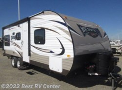 New 2017  Forest River Wildwood 202RDXL Rear Living/ Walkaround Bed / All Power Pa by Forest River from Best RV Center in Turlock, CA
