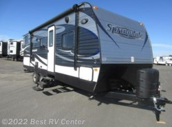 New 2017  Keystone Springdale 240BHWE Rear Twin Bunks/ Outdoor Kitchen/ U Shape  by Keystone from Best RV Center in Turlock, CA