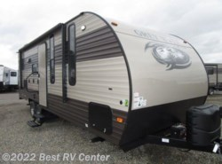 New 2017  Forest River Cherokee Grey Wolf 23BD POWER AWNING/ FLIP DOWN TRAVEL RACK by Forest River from Best RV Center in Turlock, CA