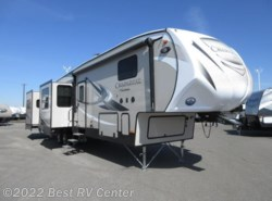 New 2018  Coachmen Chaparral 381RD Rear Den/ King Bed/ / Five Slide Outs/ 12 Cu by Coachmen from Best RV Center in Turlock, CA