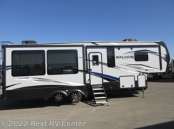 New 2018  Keystone Avalanche 300RE Three Slideouts/ Rear Entertainmen 6 POINT H by Keystone from Best RV Center in Turlock, CA