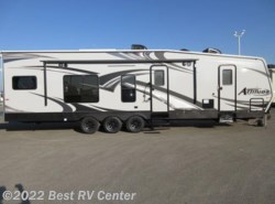 New 2018  Eclipse Attitude 32GSG  5.5k Onan / Grey Exterior/ Two AC's/150 Gal by Eclipse from Best RV Center in Turlock, CA