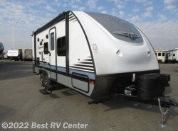New 2017  Forest River Surveyor 201RBS Slide Out/ Rear Bathroom/ Arctic Package by Forest River from Best RV Center in Turlock, CA