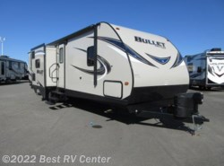 New 2017  Keystone Bullet Ultra Lite 330BHSWE Two Bathrooms/ Rear Twin Bunks/Island Kit by Keystone from Best RV Center in Turlock, CA