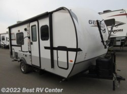 New 2017  Forest River Rockwood GeoPro G19FD Dry Weight 2964 lbs Murphy Bed/ Rear  by Forest River from Best RV Center in Turlock, CA