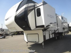 New 2018  Keystone Alpine 3400RS IN COMMAND SMART AUTOMATION SYST/ 6 POINT H by Keystone from Best RV Center in Turlock, CA