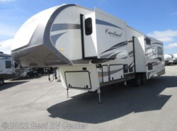 New 2018  Forest River Cardinal 3350RL THREE SLIDE OUTS/ DISH WASHER/ 6 POINT HYDR by Forest River from Best RV Center in Turlock, CA