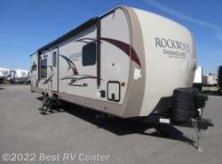 New 2018  Forest River Rockwood Signature Ultra Lite 8310SS PLATINUM PACK /4.0 Auto Leveling System by Forest River from Best RV Center in Turlock, CA