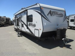 New 2018  Eclipse Attitude 25FS GREY EXT/SMOOTH FIBER GLASS /160 WATT SOLAR P by Eclipse from Best RV Center in Turlock, CA