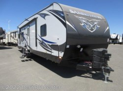 New 2018  Forest River Sandstorm 283GSLR Gray Ext/ 4.0 Onan Gen/ 200W Solar/ Ramp D by Forest River from Best RV Center in Turlock, CA