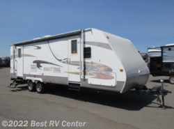 Used 2008  CrossRoads Sunset Trail 26RKS Rear Kitchen/ Slide Out/ Double Entry Door