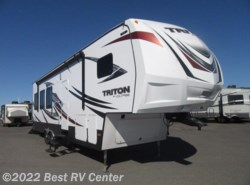 New 2018  Keystone  VOLTAGE TRITON 3351 CALL FOR THE LOWEST PRICE! 20  by Keystone from Best RV Center in Turlock, CA