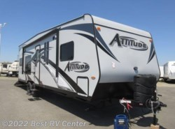 New 2017  Eclipse Attitude 27SAG Gray/ Slide Out/ 160W Solar/ Smoth Fiber Gla by Eclipse from Best RV Center in Turlock, CA