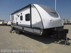New 2018  Forest River Surveyor 267RBSS  Rear Bathrooms/ U Shaped Dinette by Forest River from Best RV Center in Turlock, CA