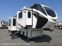 New 2018  Keystone Alpine 3700FL IN COMMAND SMART AUTOMATION SYST/ 6 POINT H by Keystone from Best RV Center in Turlock, CA