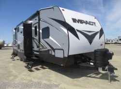 New 2018  Keystone Fuzion Impact 332  Two Bathrooms / 12 ft. Garage/ 5.5 GEN/ 2 SLI by Keystone from Best RV Center in Turlock, CA