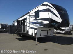 New 2018  Keystone Fuzion FZ424 X-EDITION PKG/Huge Side Patio System /13' GA by Keystone from Best RV Center in Turlock, CA