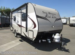 New 2018  Pacific Coachworks Sea Breeze 16RB Dry Weight 3038LB/ Rear Bath/Dinett/Front Bed by Pacific Coachworks from Best RV Center in Turlock, CA