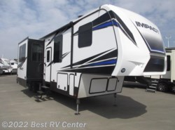 New 2018  Keystone Fuzion Impact 361  6 POINT HYDRAULIC AUTO LEVELI by Keystone from Best RV Center in Turlock, CA