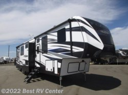 New 2018  Keystone Fuzion FZ4141 IN COMMAND SYST /6 POINT HYDRAULIC AUTO LEV by Keystone from Best RV Center in Turlock, CA