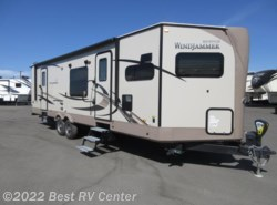 New 2018  Forest River Rockwood Wind Jammer 3008V FRONT KITCHEN /2 SLIDE OUTS by Forest River from Best RV Center in Turlock, CA