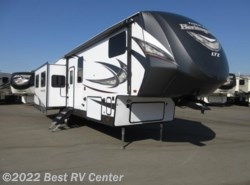 New 2018  Forest River  HERITAGE GLEN 346RK REAR KITCHEN/ 3 SLIDE OUTS by Forest River from Best RV Center in Turlock, CA