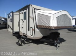 New 2018  Forest River Rockwood Roo 23IKSS Solid Surface/ /Oyster Fiberglass / Framele by Forest River from Best RV Center in Turlock, CA