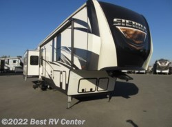 New 2018  Forest River Sierra 373REBH Four Slide Outs/ Mid Bunk Room/ 6 Pt Hydra by Forest River from Best RV Center in Turlock, CA
