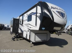 New 2018  Keystone Avalanche 375RD Rear Den/Five Slide Outs /Huge Basement Stor by Keystone from Best RV Center in Turlock, CA