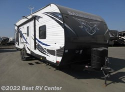 New 2018  Forest River Sandstorm 242SLC 4.0 Onan Generator/ Rear Electric Bunk/200  by Forest River from Best RV Center in Turlock, CA